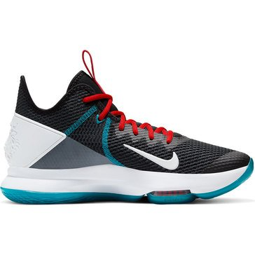 Nike Mens LeBron Witness IV Basketball Shoe