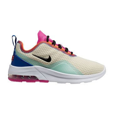 Nike Womens Air Max Motion 2 ES1 Lifestyle Running Shoe