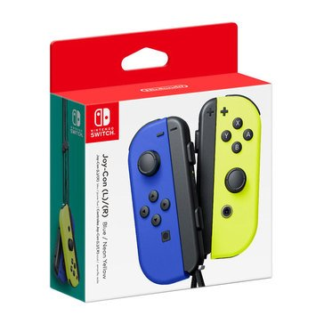 Nintendo Switch Joy-Con Neon