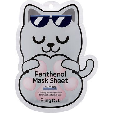 TonyMoly Bling Cat Sheet Mask Pentanol Calming
