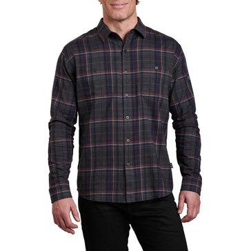 Kuhl Men's Fugitive Plaid Shirt