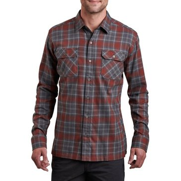 Kuhl Men's Dillinger Plaid Shirt