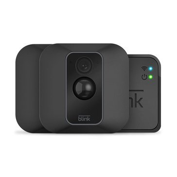 Blink XT2 2-Camera Indoor/Outdoor Wire-Free 1080p Surveillance System