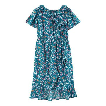 Carters Little Girl's Cap Sleeve Horse Printed Dress