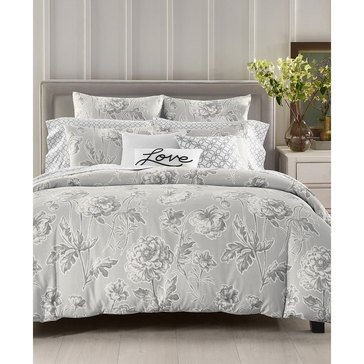 Charter Club Engrave Flo Comforter