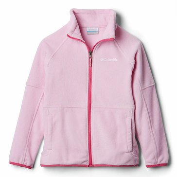 Columbia Little Girl's Basin Trail Mid Fleece Full Zip Jacket