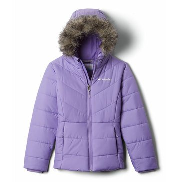 Columbia Little Girl's Katelyn Crest Heavyweight Jacket