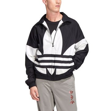 Adidas Men's Originals Full Zip Big Trefoil Track Jacket