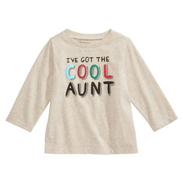 First Impressions Baby Cool Aunt Tee