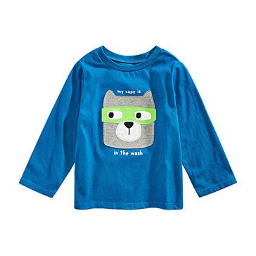 First Impressions Baby Boys' Cape In Wash Dog Tee