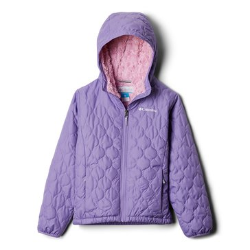 Columbia Big Girl's Bella Plush Mid Weight Jacket