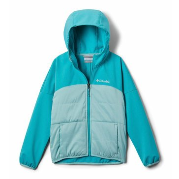 Columbia Little Girl's Take A Hike Soft Shell Jacket