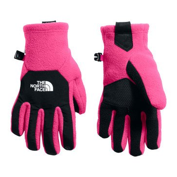 The North Face Youth Girl's Denali E-Tip Gloves
