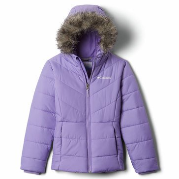 Columbia Big Girl's Katelyn Crest Heavy Weight Jacket