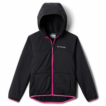 Columbia Big Girl's Take A Hike Soft Shell Jacket