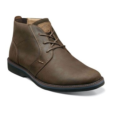 Nunn Bush Men's Barklay Plain Toe Casual Chukka