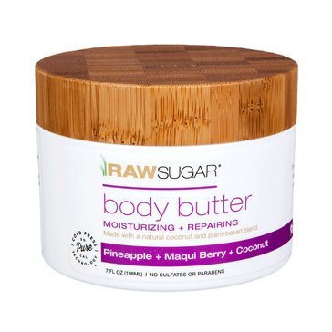 Raw Sugar Pineapple + Maqui Berry + Coconut Body Butter