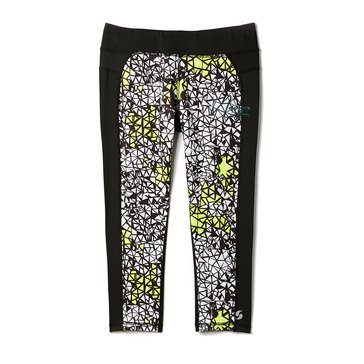 Soffe Women's Crushed It Capris