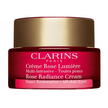 Clarins Rose Radiance Face Cream