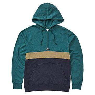 Men's Billagong Wave Washed 1/2 Zip Fleece Hoodie