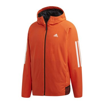 Adidas Men's Three Striped Insulated Jacket