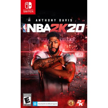 Switch NBA 2K20