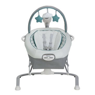 Graco Duet Sway™ LX Swing with Portable Bouncer