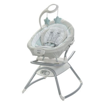 Graco Duet Glide™ Gliding Swing with Portable Rocker