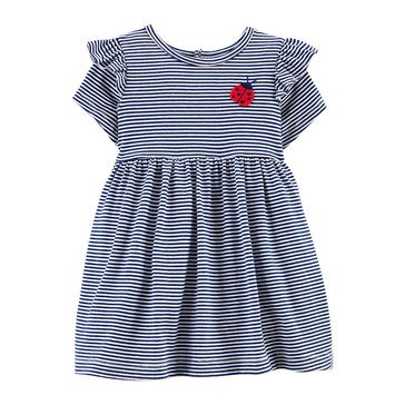 Carters Baby Girls' Ladybug Dress