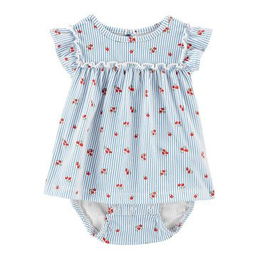 Carters Baby Girls' Blossoms Sun Suit
