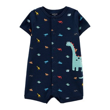Carters Baby Boys' Dino Snap Up Romper