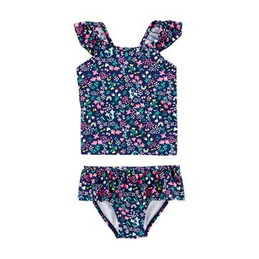 Carters Baby Girls' 2-Piece Floral Swim Suit Set