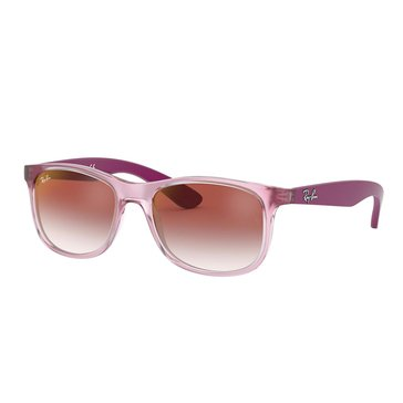 Ray-Ban Youth RJ9062S Gradient Mirror Sunglasses