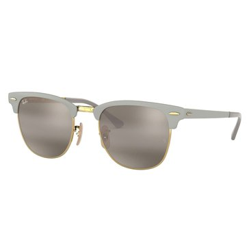 Ray-Ban Unisex Clubmaster Gradient Mirror Sunglasses