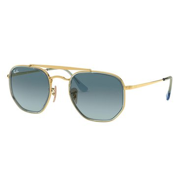 Ray-Ban Unisex Marshal II Gradient Offset Sunglasses