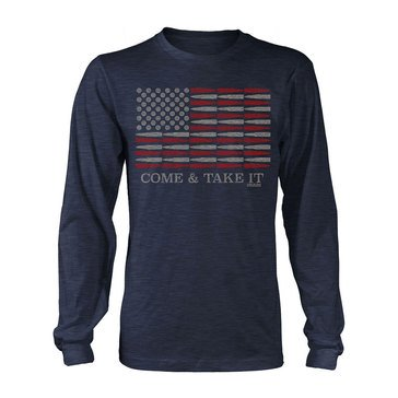 7.62 Men's USN Come Take It Flag Tee