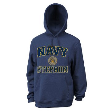 Soffe Women's Stepmom USN Fleece Hoodie