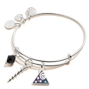 Harry Potter Deathly Hallows Trio Charms Bangle