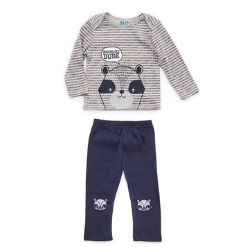 Baby Boy Long Sleeve Top and Pant Set