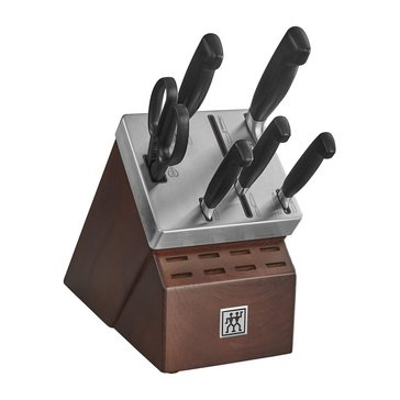 Henckels Four Star 7-Piece Self-Sharpening Block Set
