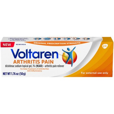 Voltaren Topical Gel 50g