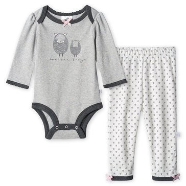 Just Born® Organic Lamb 2-Piece Set
