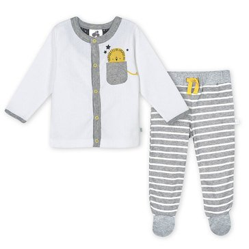 Just Born® Organic DinoTake Me Home 3-Piece Set