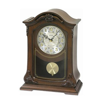 Rhythm USA Nice II Mantel Clock