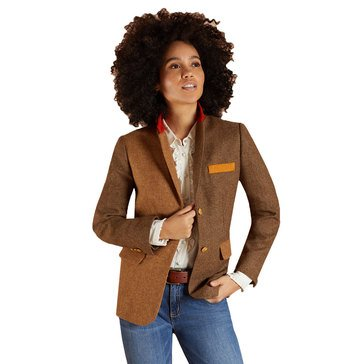 Brooks Brothers Women's Patchwork Jacket