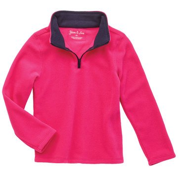 Yarn & Sea Little Girls' Microfleece Jacket