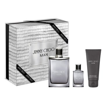 Jimmy Choo Man Eau de Toilette 3-Piece Gift Set
