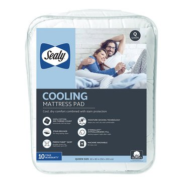Sealy Cooling Mattress Pad