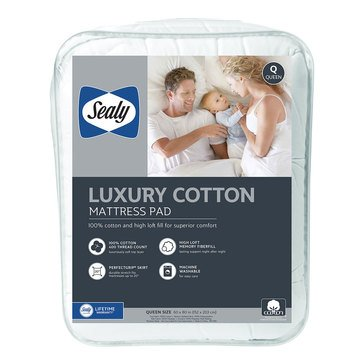 Sealy Ultimate Comfort Mattress Pad