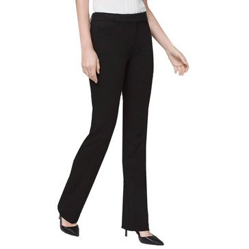 White House Black Market Short Length Slim Boot Pants